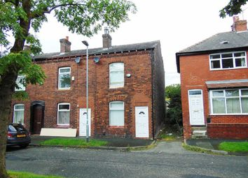 Thumbnail 2 bedroom end terrace house for sale in Quail Street, Oldham
