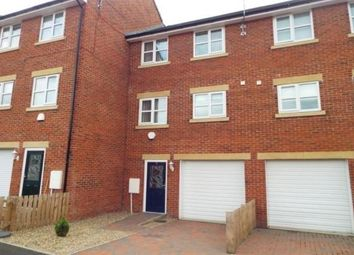 Thumbnail 3 bed town house to rent in Flighters Place, New Herrington, Houghton Le Spring