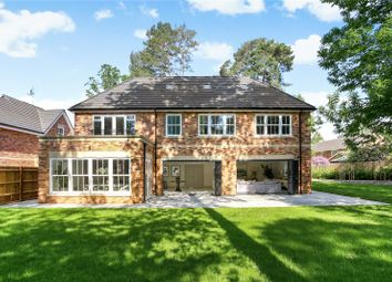 Thumbnail 5 bed detached house for sale in 9c Llanvair Close, Ascot, Berkshire