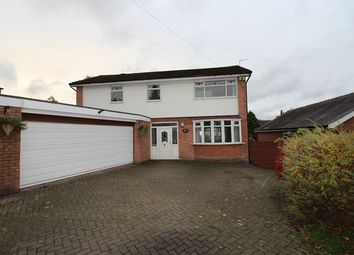 Thumbnail 4 bed detached house to rent in Heywood Hall Road, Heywood