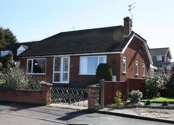 Thumbnail 2 bed detached bungalow for sale in Piers Road, Glenfield, Leicester