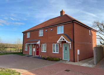 Thumbnail 2 bed terraced house for sale in Hutton Way, Faldingworth, Market Rasen