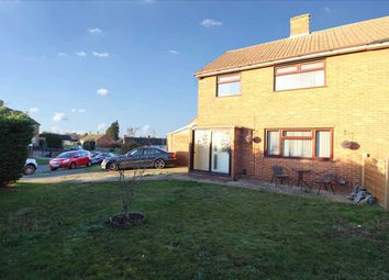 Thumbnail 3 bed semi-detached house for sale in Primrose Hill, Ipswich