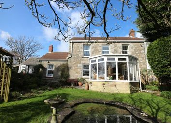 Thumbnail 3 bed semi-detached house for sale in Lower Condurrow, Beacon, Camborne