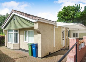 Thumbnail 2 bed bungalow for sale in Elsdon Court, Whickham, Newcastle Upon Tyne