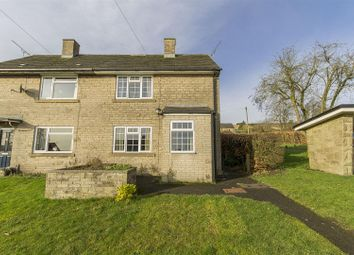 Thumbnail 2 bed semi-detached house for sale in Stubben Edge Lane, Littlemoor, Ashover, Chesterfield