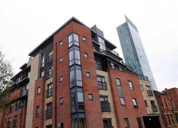Thumbnail 1 bed flat to rent in Collier Street, Manchester