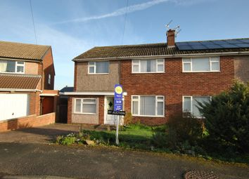 Thumbnail 4 bed semi-detached house for sale in Chestnut Drive, Wellington, Telford