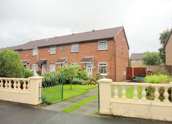 Thumbnail 2 bedroom end terrace house for sale in Lavender Way, Walton, Liverpool