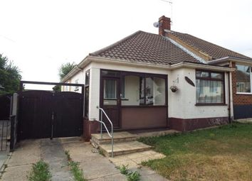 Thumbnail 2 bed bungalow for sale in Springwater Grove, Eastwood, Leigh-On-Sea