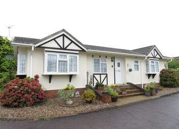 Thumbnail 2 bed mobile/park home for sale in Layters Green Lane, Chalfont St. Peter, Gerrards Cross