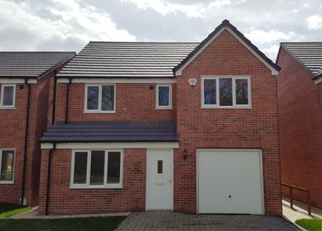 """Thumbnail 4 bed detached house for sale in """"The Longthorpe"""" at Hay-On-Wye, Hereford"""