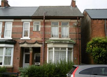 Thumbnail 3 bed semi-detached house for sale in 10 Hampton Street, Chesterfield, Derbyshire