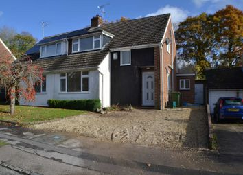 Thumbnail 3 bed semi-detached house to rent in Berrys Road, Upper Bucklebury, Reading