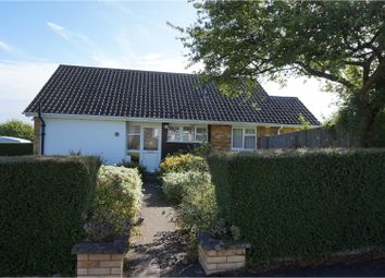 Thumbnail 2 bed bungalow for sale in Warden Close, Maidstone
