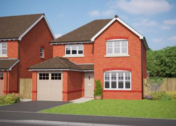 Thumbnail 4 bed detached house for sale in The Richmond, Bryn Y Mor, Old Colwyn
