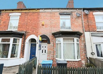Thumbnail 2 bed terraced house for sale in Beech Grove, Princes Road, Hull