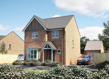 "Thumbnail 3 bed detached house for sale in ""The Chisbury"" at Witney Road, Kingston Bagpuize, Abingdon"