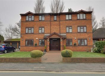 Thumbnail 2 bed flat for sale in Park View Court, Cannock, Staffordshire
