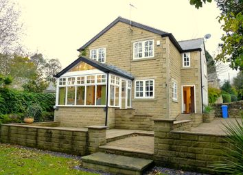 Thumbnail 3 bed detached house for sale in Fox Lane, Bradway, Sheffield