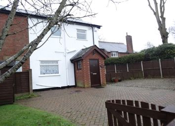 Thumbnail 2 bed semi-detached house for sale in Station Lane, Barton, Preston