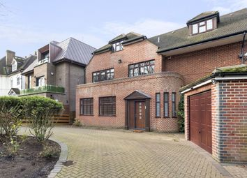Thumbnail 7 bed detached house to rent in West Heath Road, London