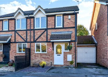 Thumbnail 3 bed semi-detached house for sale in Old Fives Court, Burnham, Slough