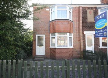 Thumbnail 2 bed terraced house to rent in Lamorna Avenue, Chamberlain Road, East Hull