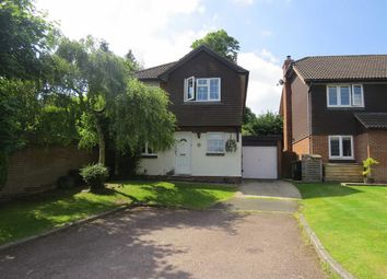 Thumbnail 4 bed detached house for sale in Amberley Close, Chelsfield, Orpington