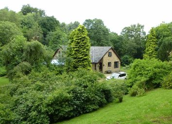 Thumbnail 4 bed detached house for sale in Chunal Lane, Glossop, High Peak