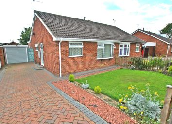 Thumbnail 2 bed bungalow for sale in Rosedale Avenue, Norton, Malton