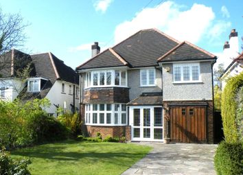 Thumbnail 4 bed detached house to rent in Tootswood Road, Bromley, Kent