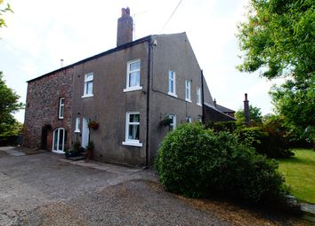 Thumbnail 4 bed detached house for sale in Drigg, Holmrook