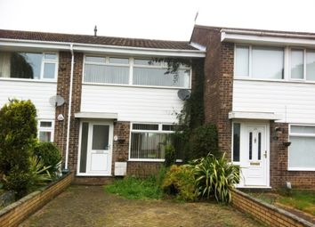 Thumbnail 3 bed terraced house to rent in Wyndham Close, Colchester