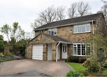 Thumbnail 5 bed detached house for sale in Jervaulx Close, Boston Spa