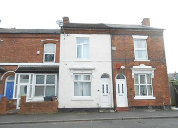 Thumbnail 2 bedroom terraced house for sale in Hampton Road, Erdington, Birmingham
