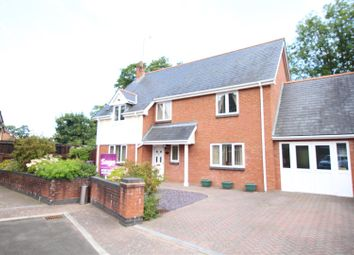 Thumbnail 4 bed detached house for sale in Coed Eva Mill, Coed Eva, Cwmbran