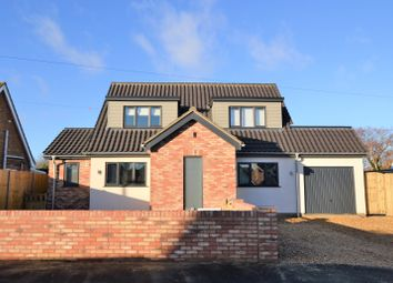 Thumbnail 3 bed detached house for sale in Valley Rise, Dersingham, King's Lynn