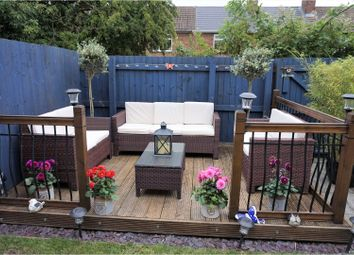 Thumbnail 3 bed town house for sale in Pennistone Place, Scartho Top