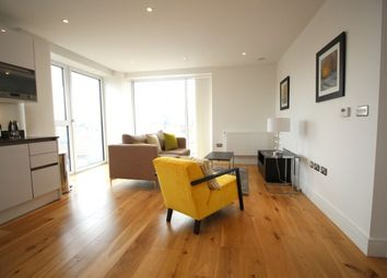 Thumbnail 2 bed flat to rent in E16
