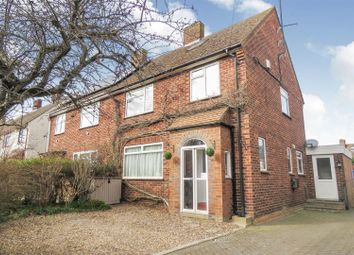Thumbnail 3 bed semi-detached house for sale in Hitchmead Road, Biggleswade