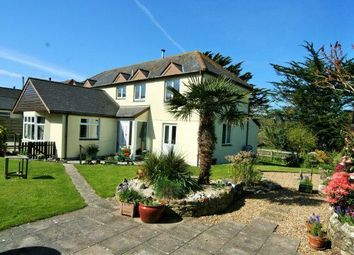 Perrancoombe, Perranporth TR6. 4 bed detached house for sale