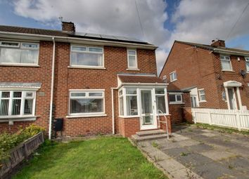 Thumbnail 2 bed semi-detached house for sale in Larkfield Crescent, Houghton Le Spring