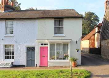 Thumbnail 1 bed end terrace house for sale in East Street, Alresford