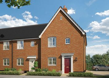 Thumbnail 1 bedroom semi-detached house for sale in Colne Gardens, Off Robinson Road, Colchester, Essex