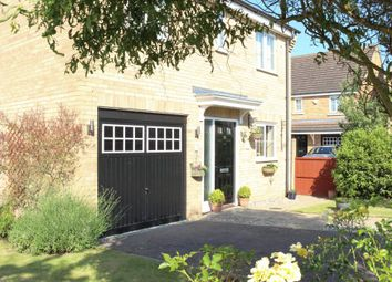 Thumbnail 4 bed detached house for sale in Dimmock Close, Leighton Buzzard