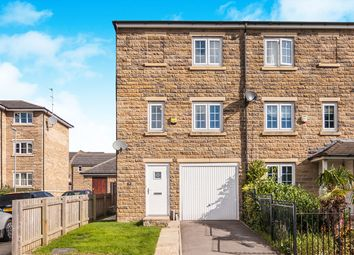Thumbnail 3 bedroom terraced house for sale in Highfield Chase, Dewsbury