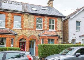 Thumbnail 4 bed semi-detached house for sale in Strafford Road, High Barnet, Hertfordshire