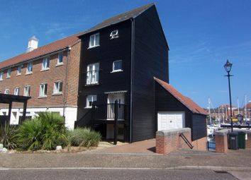 Thumbnail 4 bed terraced house for sale in Leeward Quay, Eastbourne