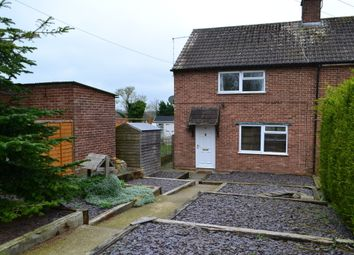 Thumbnail 2 bed semi-detached house to rent in St. Aldhelms Road, Sherborne
